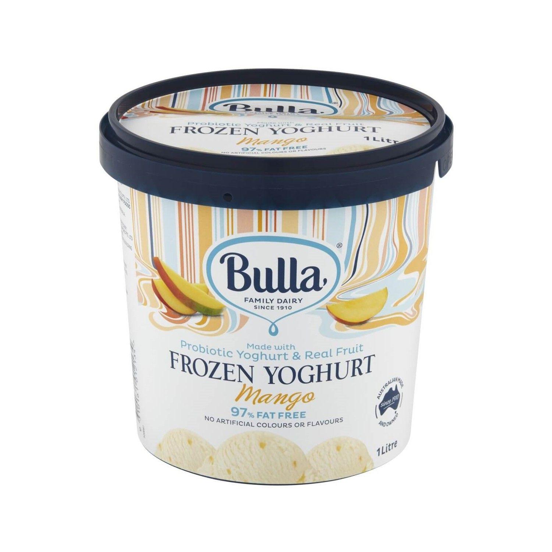 BULLA 芒果優格冰淇淋