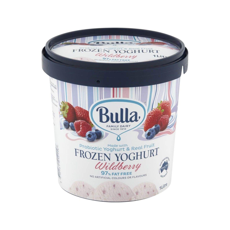BULLA 野莓優格冰淇淋